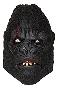 Bristol Novelty bm466Zombie Gorilla máscara (Talla única)