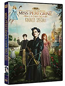 Miss Peregrine – La Casa dei Ragazzi Speciali (DVD)