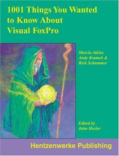 Pdf visual foxpro books