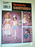 Best Simplicity Costumes - Simplicity Costume Pattern, Child, Design Your Own Dress-Up Review