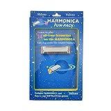 Harmonica Fun-Lot de 2