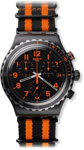 Swatch Orologio al Quarzo Unisex garosugil 43mm