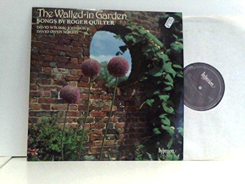 David Wilson-Johnson, David Owen Norris - The Walked-in Garden (Songs By Roger Quilter) -