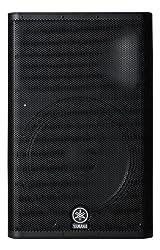 Yamaha DXR15 -Watt -Channel Powered Speaker Cabinet