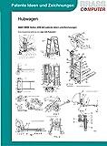 Hubwagen bauen/reparieren, über 4900 Seiten (DIN A4) patente Ideen und Zeichnungen