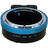 Adaptador de montura de lente Fotodiox Pro, Canon FD (Old FD, New FD y FL Mount Adaptador de lentes a Sony E-mount Mirrorless Cuerpos de cámara para Sony NEX E-Mount (APS-C & Fotograma Completo como NEX-5, NEX-7& α7)