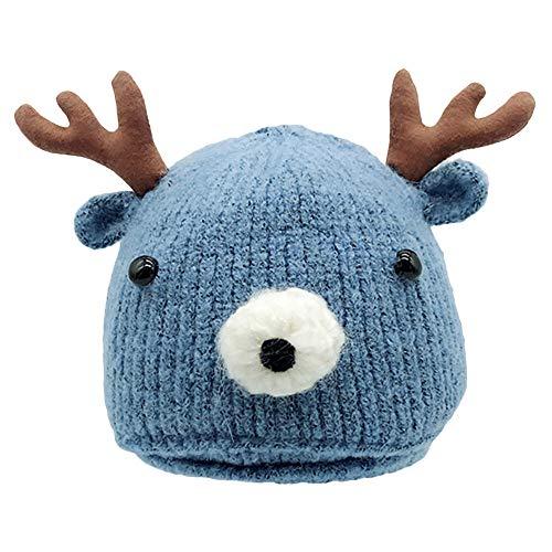 URSING Baby Mädchen Jungen Warmer Winter Mütze Hüte -