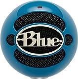 Blue Microphones Snowball Microfono USB, Blu Elettrico