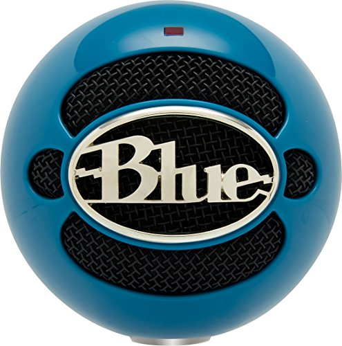 Blue Microphones Snowball- Micrófono USB, Blue de Neon
