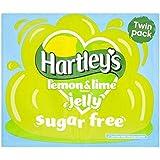Hartley's Sugar Free Lemon & Lime Jelly Crystals 23g