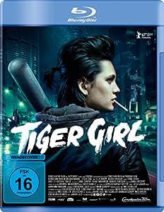 Tiger Girl [Blu-ray]