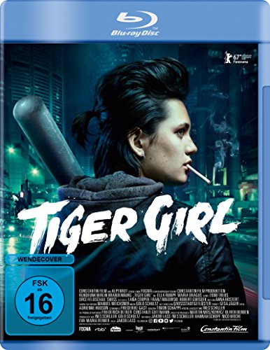 Tiger Girl [Blu-ray]
