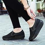 Yiiquanan Femmes Baskets D'été Respirant Tulle Shake Chaussure Casual Coussin D'air Sneakers Chaussures de Course