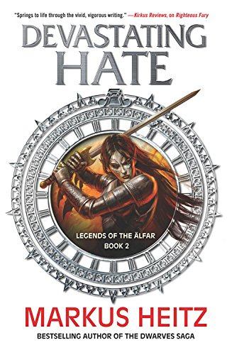 Devastating Hate (The Legends of the Alfar)
