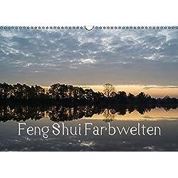 Feng Shui Farbwelten (Wandkalender 2017 DIN A3 quer): Feng Shui und Farben gehören eng zusammen. Hier finden Sie 12 ausgewählte Naturaufnahmen ... (Monatskalender, 14 Seiten) (CALVENDO Natur)