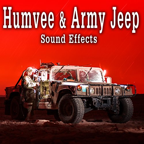 Humvee Drives up Slowly, Idles and Drives Away