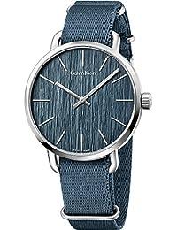Calvin Klein Herren-Armbanduhr K7B211WL