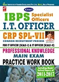 Kiran's IBPS Specialist Officer I. T. Officer CRP SPL-VII Professional Knowledge Main Exam Practice Work Book - 2070