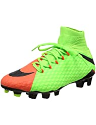 Nike Hypervenom Phatal 3 Df, Chaussures de Football Entrainement Homme