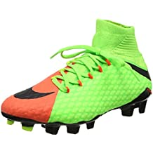 Amazon.it  nike hypervenom - Verde 7966daca0e8