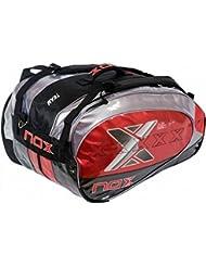 Nox Team Red 16 - Paletero, color rojo