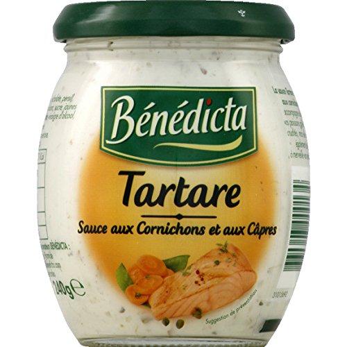 Sauce tartare, aux cornichons et aux câpres - ( Prix Unitaire ) - Envoi Rapide Et Soignée