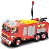 Unbekannt RC Feuerwehrfahrzeug Jupiter von Feuerwehrmann Sam, ferngesteuert, 22 cm: Ferngesteuertes Fahrzeug Feuerwehr Auto Spielzeug