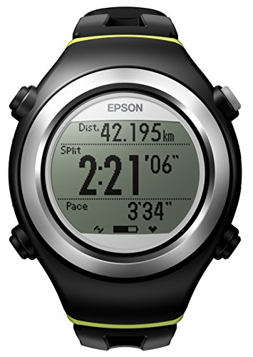 Epson Runsense SF-310G GPS Sports Monitor Smart Watch