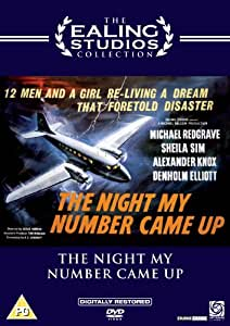 The Night My Number Came Up [DVD]