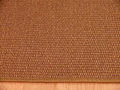 Sisal Natur Teppich Astra Merida Bronze Braun in 24 Größen