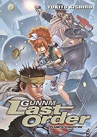 Gunnm Last Order nº 25/25 par Yukito Kishiro