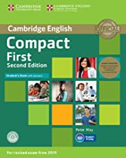 Compact First. Student's Book Pack (Student's Book with Answers with CD-ROM and Class Audio CDs(2)). Per le Scuole superiori. Con CD-ROM