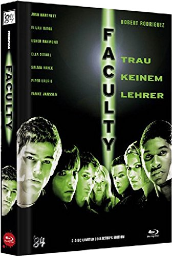 Faculty - Trau keinem Lehrer - Mediabook (+ DVD) [Blu-ray] [Limited Collector's Edition]