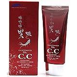 daandanbit Corea el ginseng rojo CC Cream 50ml, galactomyces 99%, SPF40