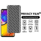 Bildschirmschutzfolie für LG V35 ThinQ - [2er-Pack] Anti-Spy Soft Film Bildschirmschutzfolie Schutzfolie für LG V35 THINQ 2018 (weiche Folie)