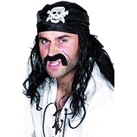 Amazon.it  bandana pirata - Articoli per feste e compleanni  Giochi e ... dbe739b4d84f