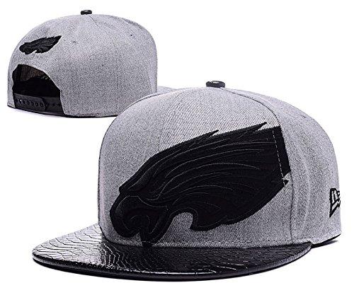 philadelphia-eagles-nfl-tifosi-supporto-grigio-regolabile-cappello