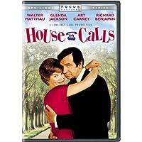 House Calls by Walter Matthau