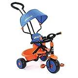 Dreirad Explorer mit lenkbarer Schiebestange, Royal, T89901, von Hauck