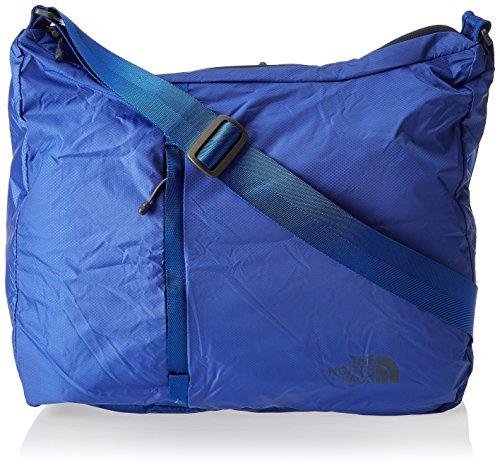 The north face, flyweight tote, sacca/zaino, blu, 35 litri (l/xl), unisex