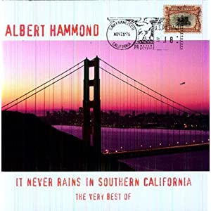 51q1BfsbiBL. SS300  - It Never Rains In Southern California - The Very Best Of Albert Hammond