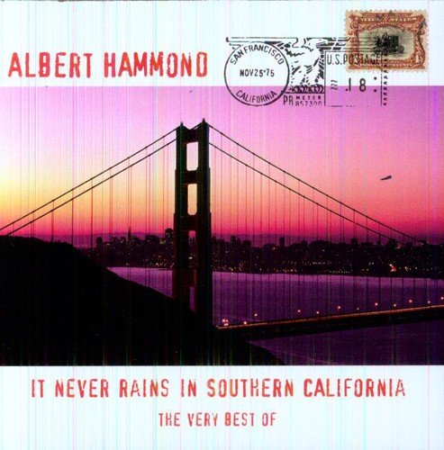 51q1BfsbiBL - It Never Rains In Southern California - The Very Best Of Albert Hammond