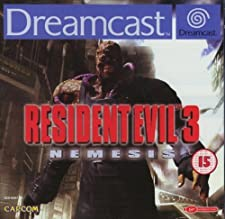 Dreamcast - Resident Evil 3: Nemesis