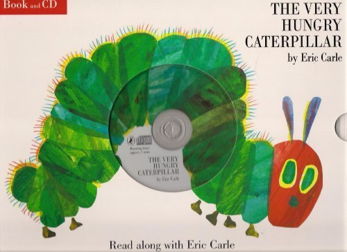 The Very Hungry Caterpillar: Book and CD