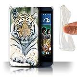 eSwish Phone Case for HTC Desire 626 Wild Big Cats
