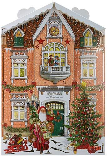 Heilemann Adventskalender mit Dach