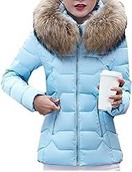 abrigos mujer invierno largos cardigans cremalleras de bolsillo chaquetas de mujer invierno plumas baratas moto deportivas parka gruesa burbuja abrigo con capucha Sannysis