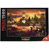 Anatolian/Perre Group ANA.4525 - Puzzle - Love Lifted Me, 1500-Teilig