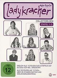 Ladykracher - Box Staffel 1 - 5 (10 Discs)