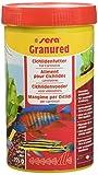 sera 00402 granured 250 ml - Das farbverstärkende Granulat für kleinere Fleischfressende Cichliden